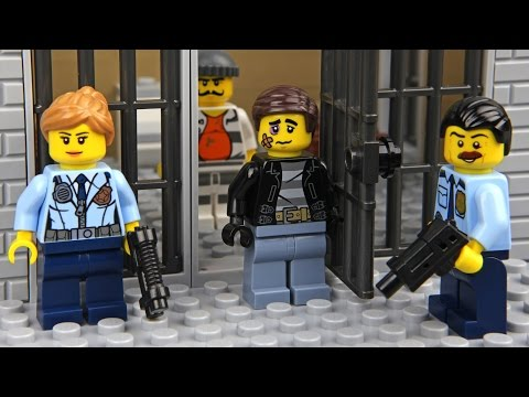 Lego Prison Break 2
