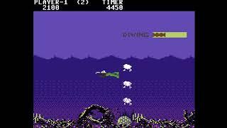[TAS] C64 Jungle Hunt by DrD2k9 in 02:28.35