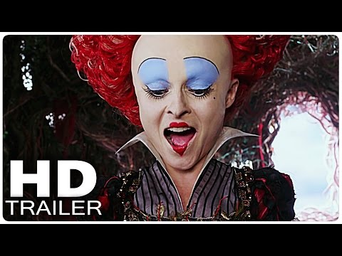 Alice Through The Looking Glass Trailer 2016