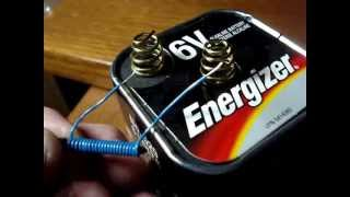 Magnetize a Screwdriver