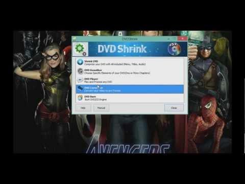 Copiar com DVD Shrink 4.1