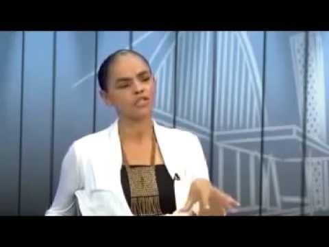 EXCLUSIVO: MARINA SILVA declara apoio a Aécio Neves publicamente!