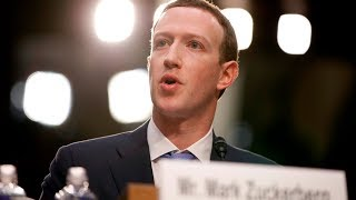 WATCH LIVE: Mark Zuckerberg testifies at European parliament