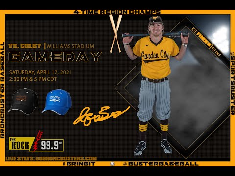 GCCC Baseball vs. Colby Community College (Game 1)