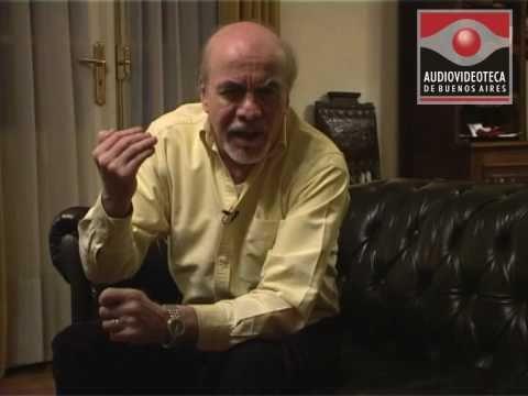 Obra en Construcción: Abelardo Castillo 1/2 - Audiovideoteca de Escritores