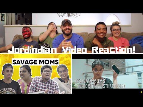 Play Jordindian | Savage Moms | REACTION!