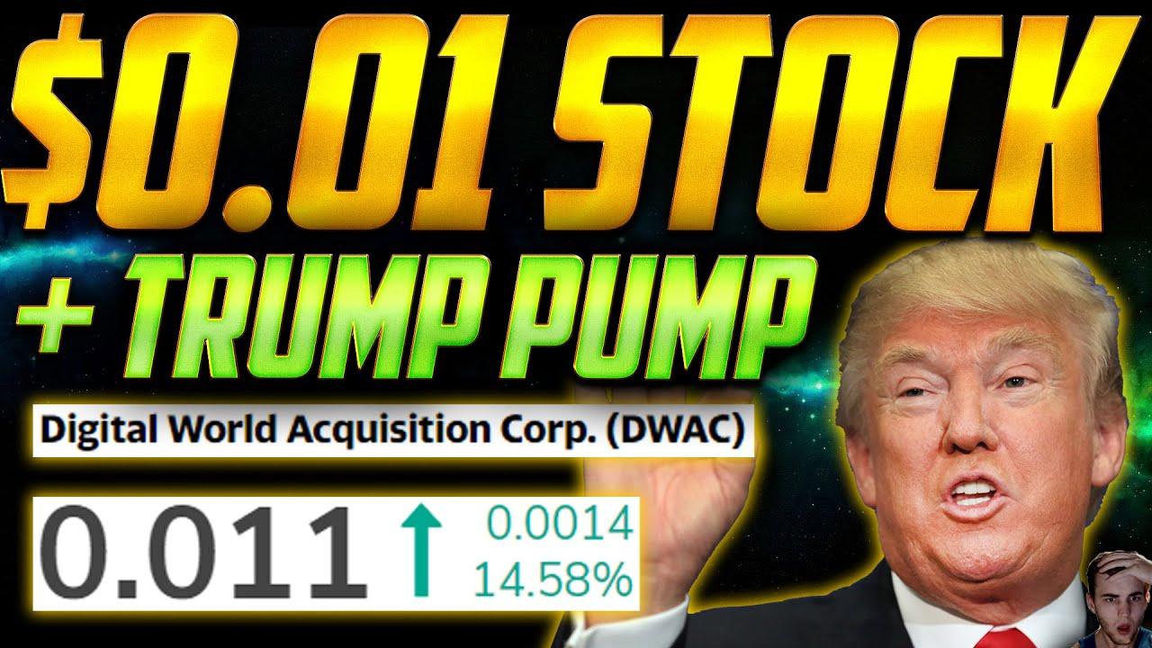 1 CENT PENNY STOCK WILL MAKE MILLIONAIRES NEXT WEEK + DWAC STOCK TRUMP PUMP