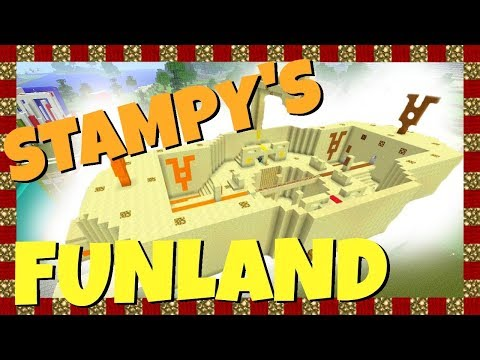 Stampy's Funland - Temple Pit