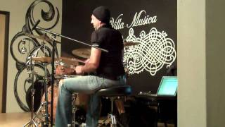 ZORO The Drummer - Bayou On Fire (the meters)