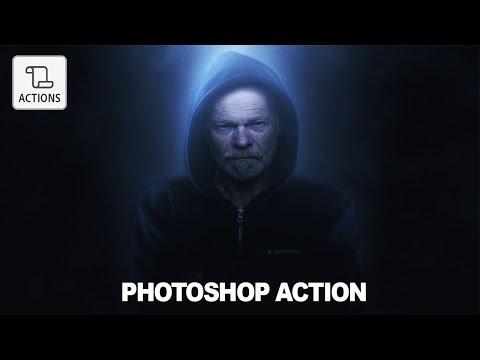 Photoshop Action Tutorial: Soft Focus