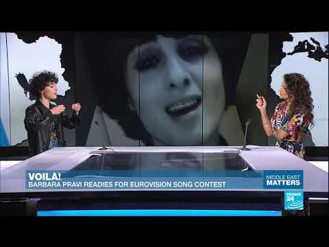Eurovision: Exploring singer Barbara Pravi's Persian heritage