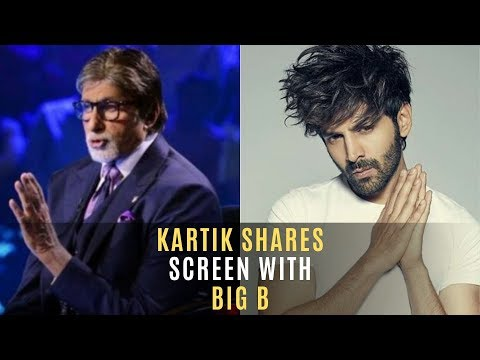 Amitabh Bachchan Scolds Kartik Aaryan; Actor Calls Him, 'Coolest Bachchan' In Return | SpotboyE Mp3