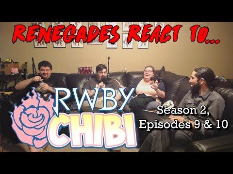Renegades React to... RWBY Chibi Season 2, Episodes 9 & 10