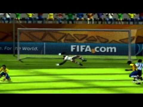 2010 FIFA World Cup South Africa - Nintendo Wii (vídeo comentado)