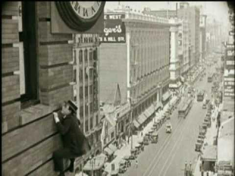 Harold Lloyd's LA Locations