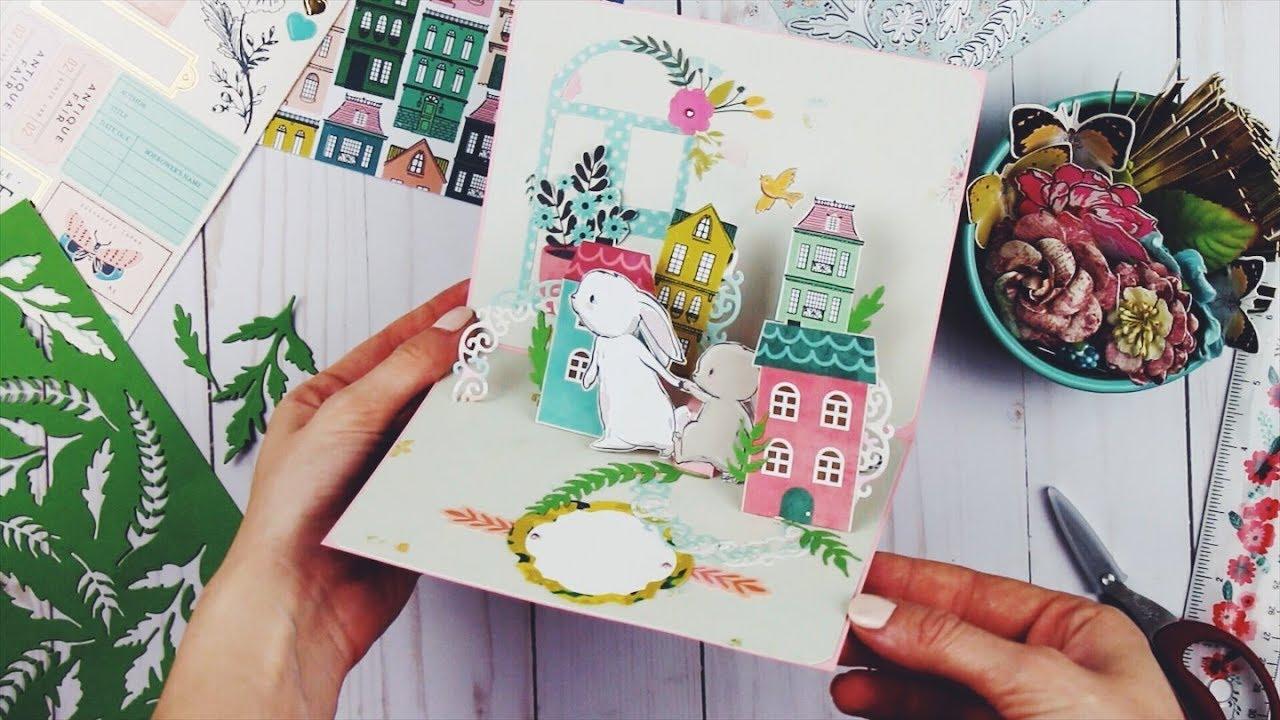 Что такое интерактивная открытка и как ее сделать, для мамы