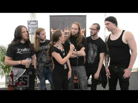 Interview with Metal Battle band SYNDEMIC from Germany at Wacken Open Air 2016