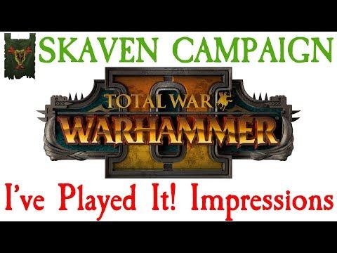 SKAVEN CAMPAIGN IMPRESSIONS!