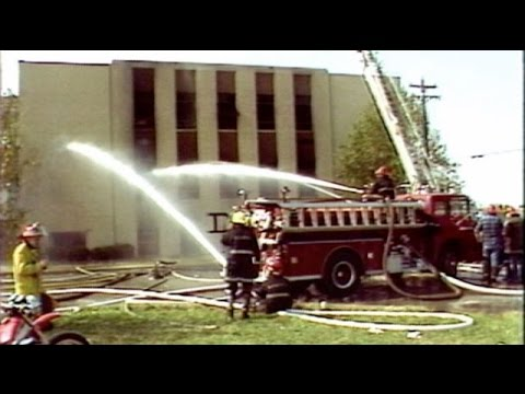 Student killed, 33 injured in gas explosions, fire at Simon Kenton High School in 1980