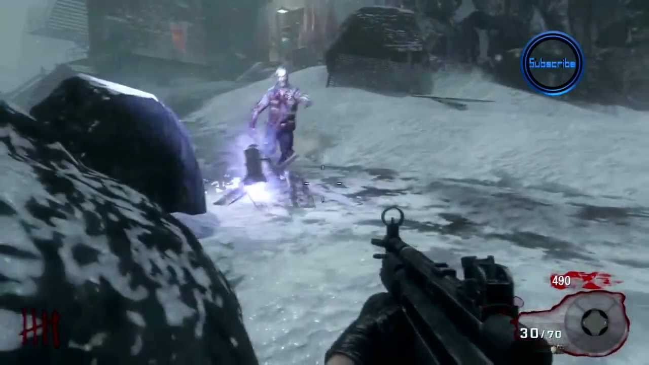 CALL OF THE DEAD Zombies Gameplay Black Ops Escalation Map Pack