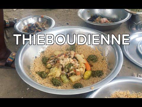 Thieboudienne - Senegal's National Dish