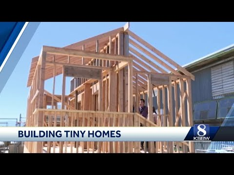The Morning Madhouse - Inmates at Soledad CTF are building tiny homes help solve homeless issue
