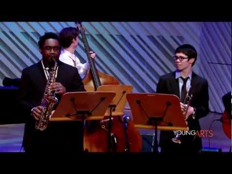 "YoungArts 2012 Jazz Winners | ""Stompin' At The Savoy"" | Jan. 9, 2012"