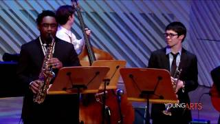 "YoungArts 2012 Jazz Winners | ""Stompin"
