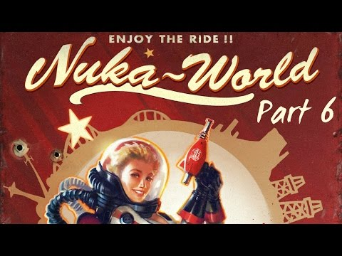 Fallout 4: Nuka World - Part 6 - The UFO