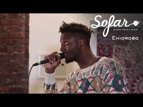 Ehiorobo - Can't Believe It (T-Pain Cover) | Sofar NYC