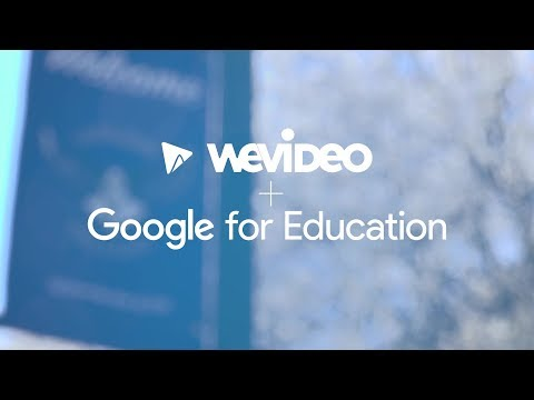 See how Fairfield Ludlowe High School use WeVideo and Google in the classroom