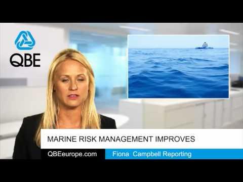 Marine risk management improves