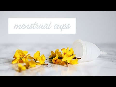 Low Waste Period | EVERYTHING YOU NEED TO KNOW ABOUT CUPS | + Organicup Review