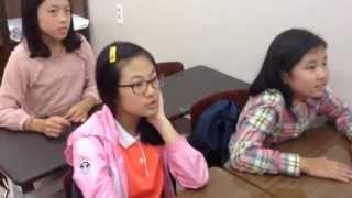 수월 GGE World 영어전문학원-Speaking Fluency Game