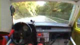 Onboard Suzuki Swift Kit Car - Jankov Vrsok  KW Berg Trophy