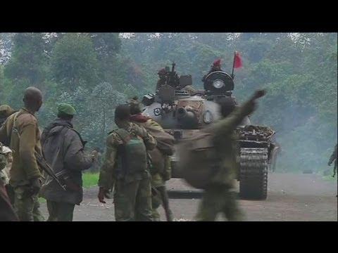 RD Congo • Accrochages à la frontière entre la RDC et le Rwanda