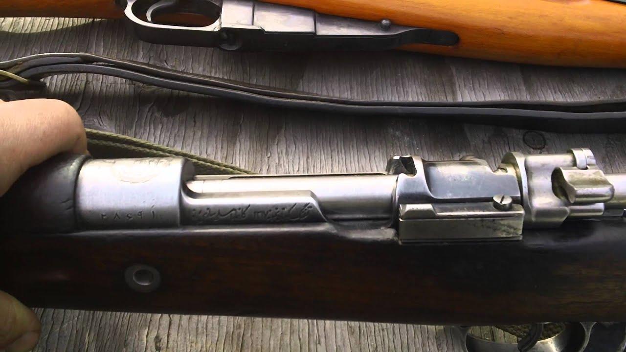 M 49 Persian Mauser Persian M30 carbine BR...