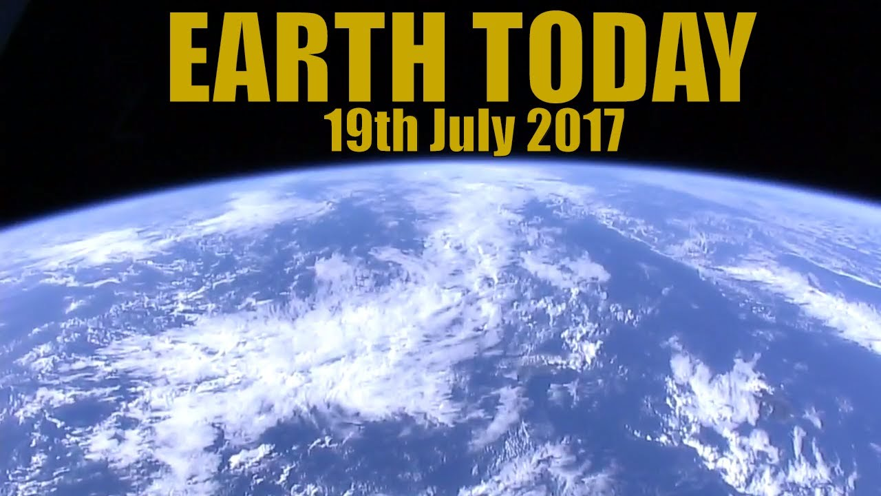 Earth Today : Earth From Space - Nasa Live Stream of Earth ...
