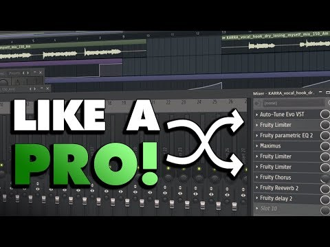 How To Mix & Effect Vocals Like A Pro!