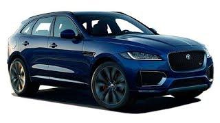 2018 Jaguar F-Pace interior and exterior car wash edmonton