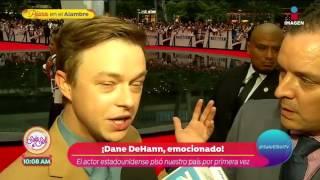 ¡Cara Delevigne enloquece a México! | Sale el Sol