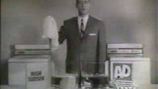 AD Detergent & Norge TV Commercial - 1958 screenshot 3