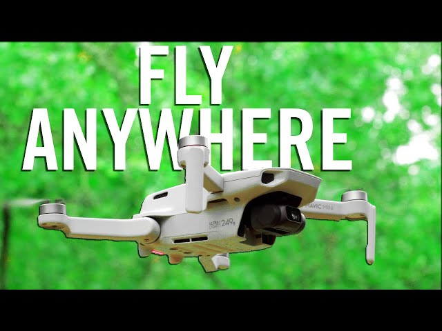 Fly Your DJI Drone Anywhere   Unlocking Authorization Zones