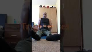 Paraplegic transfers and floor exercises