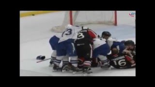 Colin Greening vs Jake Dotchin Dec 4, 2015
