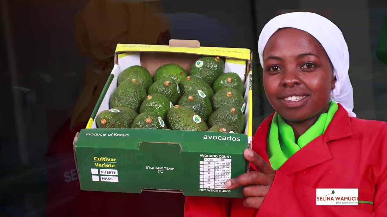 Find and Buy Produce From Africa in One Place