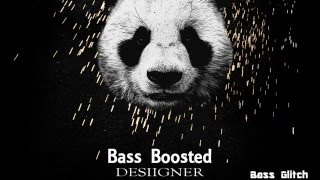 Desiigner Panda instrumental (Bass Boosted)
