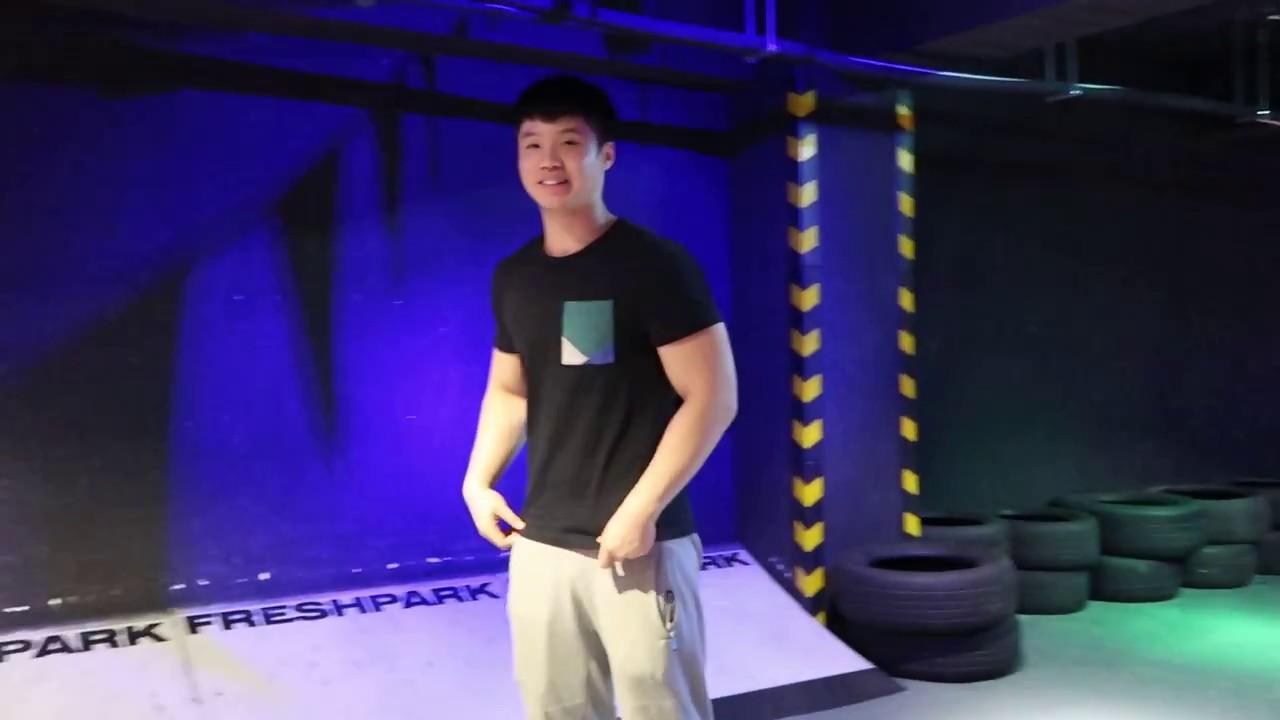 香港平衡車體驗中心-車場佔地5千呎 - YouTube