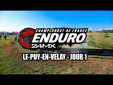 Enduro Le-Puy : Résumé Samedi