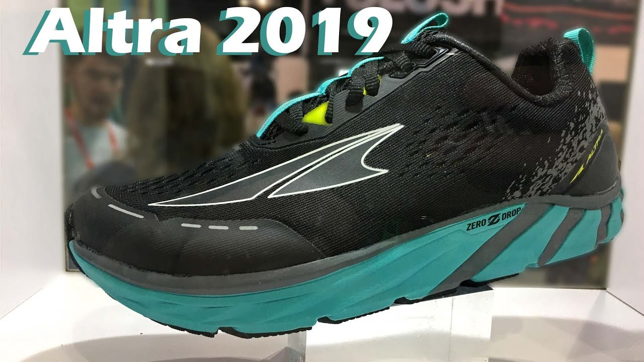 Altra Running Shoes 2019 The Running Report Youtube